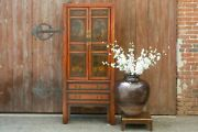 Antique Chinoserie Cabinet