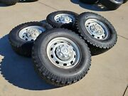18 Ram 2500 3500 Power Wagon 2021 Oem Wheels Rims 35 Tires 2018 2019 2020 2693