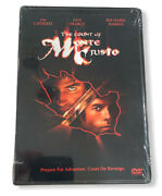 The Count Of Monte Cristo Dvd, 2002 New Sealed Guy Pierce Jim Caviezel