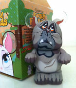 Disney Vinylmation 3 Furry Friends Series Francis Bulldog Oliver And Company Toy
