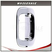 Tg Tailgate Handle Bezel Cover Replacement Fit For Gmc Chevy 76106 Chrome
