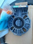 Hayward Buterfly Valve By110200ela 2 1 1/2 Pvc Body And Disc Epd 3 Available