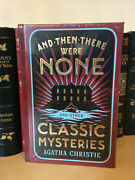 And Then There Were None And Other Classic Mysteries By Agatha Christie