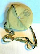 Vintage Official Boy Scouts Of America Bsa Aluminum Cooking Mess Kit And Pouch