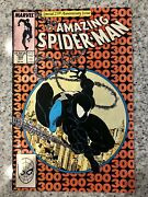 The Amazing Spiderman 300 - 1st Appearance Of Venom - Marvel Comics - 1988
