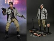 Hot Toys 1/6 T-800 Terminator Action Figure New