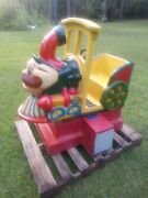 Coin Operated Kiddie Ride Lil Funny Train