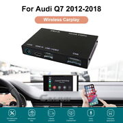 Wireless Carplay And Android Auto Interface Smart Box For Audi Q7 2012-2018 New
