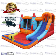 13x10ft Home Use Inflatable Bounce House And Slide With Air Blower