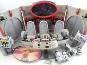 Palisades Muppets Pigs In Space Playset 2003 Swinetrek Includes Accessories