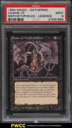 1994 Magic The Gathering Mtg Legends Chains Of Mephistopheles Psa 9 Mint