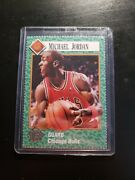 2004 Michael Jordan 15th Anniversary Sports Illustrated For Kids Card Chicago...