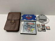 Nintendo 2ds Xl Hylian Shield Edition Console-charger-case-3 Zelda Games + More