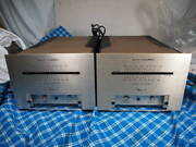 Marantz In Translation Monaural Power Amplifier Ma-5 2 Stereo Pair Complete