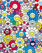 Takashi Murakami A Field Of Flowers Seen From The Stairs To Heaven Ed.300 S/n