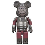 Limited Period Be Rbrick General Ursus 1000 Bearbrick Planet Of The Apes