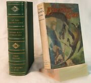 At The Earthand039s Core By Edgar Rice Burroughs 1922 First Edition In Dust Jacket