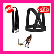 Sled Harness Weight Speed Sled Workout Tire Pulling Harness Resistan...