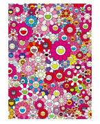 Takashi Murakami An Homage To Monopink 1960 A Offset Print With Cold Stamp Ed300