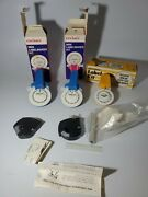 Lot Of 3 Vintage Label Maker Kits By Dymo New