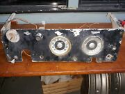 1956 Ford Truck Kurbside Dashboard Gauges