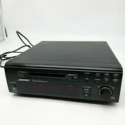 Bose <mda-12> Mini Disk Player Recorder Black Used Md Player Free Shipping