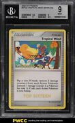 2008 Pokemon Diamond And Pearl Promo Worlds 2008 Top 16 Tropical Wind Dp5 Bgs 9