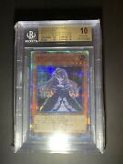 2019 Yu-gi-oh Bgs 10 Ghost Belle And Haunted Mansion 20th Secret Rare 20cp-jps09