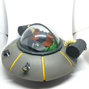 Rick And Morty Car Spaceship Coin Bank Adult Swim