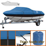 Stellex Trailerable Mooring Cover For 22and039 23and039 24and039 Foot V-hull Runabout Boat Top