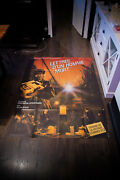 Letters From A Dead Man 4x6 Ft French Grande Original Movie Poster 1987