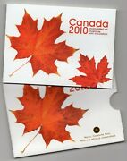 2010 Canada Uncirculated Coin Proof Like Pl Set