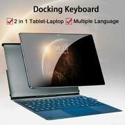 New Design Face Id 4g Lte 2 In 1 Tablet Pc 10.5 Inch Tablet Android Laptop 1920