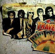 George Harrison Autographed Traveling Wilburys Cd Book Signed W/coa Beatles Rare
