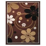 Olympic 11-553 Polypropylene 5and0393x7and039 Machine Woven Area Rug In Multi-color