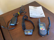 Petsafe Little Dog Remote Trainer 1000 Collar Charger And Remote Pdt00-13623
