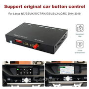 Wireless Ios Carplay Mmi Android Auto Interface Box For Lexus Nx Es Ux Is Ct Rx