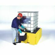 Ultratech 1158 Ibc Containment Unit, 365 Gal Spill Capacity, 8500 Lb.,