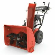 Ariens 920025 Snow Blower Gas 24 In Clearing Path 11 In Auger Diameter 9.5