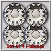 2007-2008 Ford Crown Victoria Hubcaps 16 Ford Crown Vic Police Wheel Covers 4