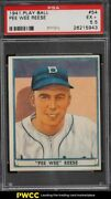 1941 Play Ball Pee Wee Reese 54 Psa 5.5 Ex+
