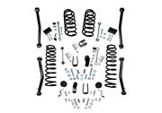 Superlift 18-19 For Jeep Wrangler Jl Unlimited 4in Lift Kit Including Rubicon W/