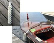 Rope Boat Fenders - 2 Classicvintage Nautical Style