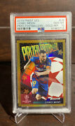 2019-20 Topps Finest Lionel Messi Gold Prized Footballers 24/50 Psa 10 Pop 4