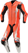 Alpinestars Blue Red White Size 56 Racing Absolute Leather Suits 3156319-321-56
