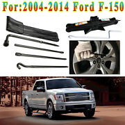 Spare Tire And 2 Ton Scissor Jack For Ford F150 2005 2006 2007 Wheel Change Kit