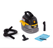 Small Portable Wet/dry Vac Car Auto Detail Shop Vacuum Cleaner Blower 2.5-gallon