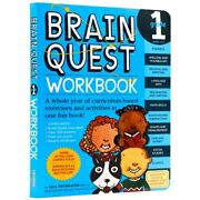 Brain Quest Workbook Grade 1 Primary School English Textbook Exercises Questions