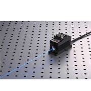 405nm 800mw Laser Dot Module Industrial Lab With Tec Cooling Analog Or Ttl