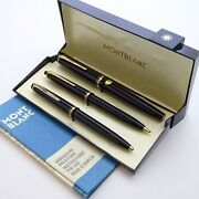 Fountain Pen 24 Ballpoint Pen 28 Pencil 26 Box And Papers Vintage Set